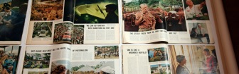 Coffee Conversation: Sven Augustijnen, The Metronome Bursts of Automatic Fire