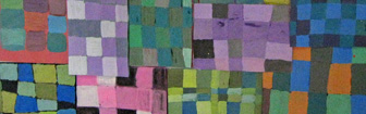 Sean Scully Art workshop for 3-6 years