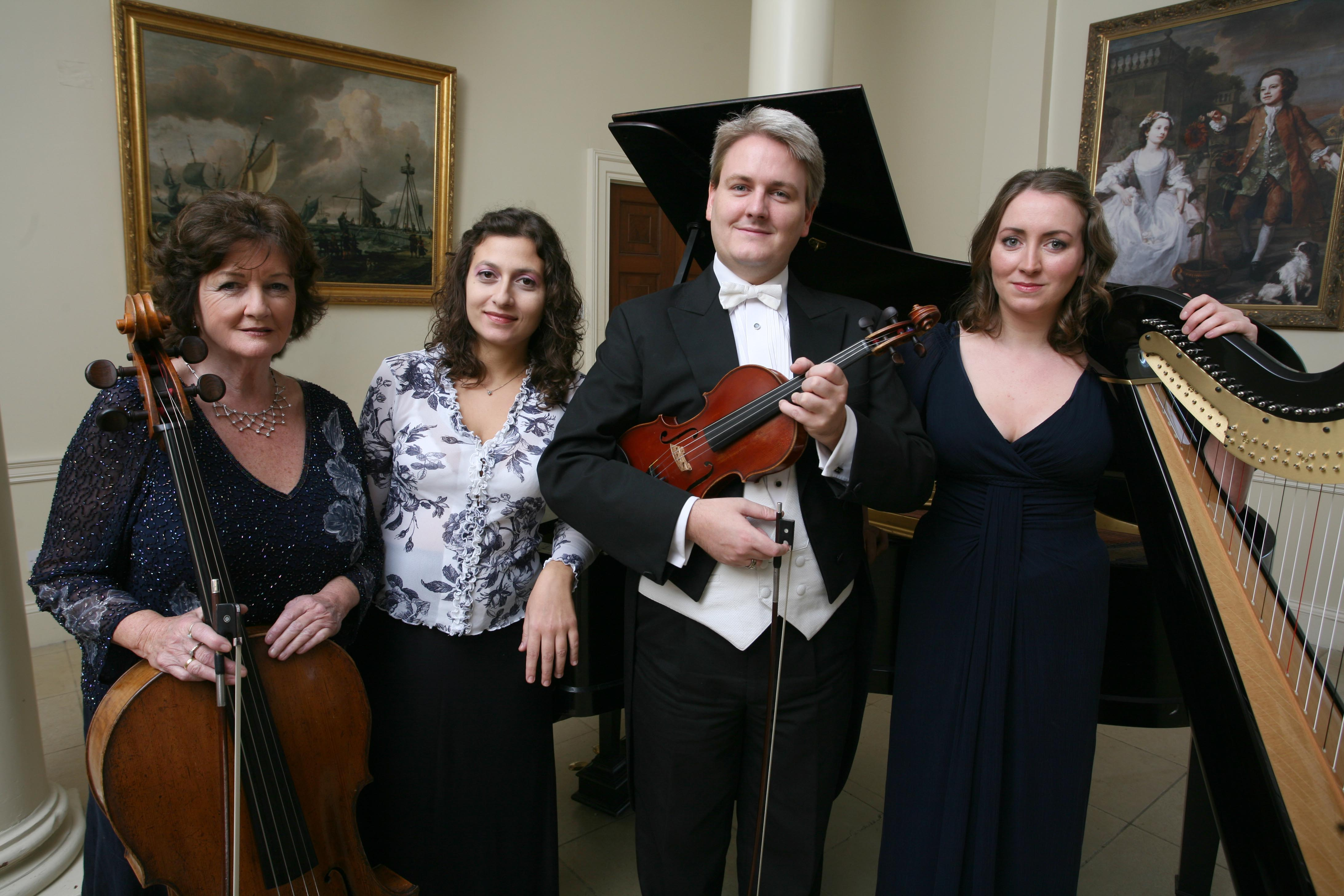 Sundays@Noon: Fugato Quartet