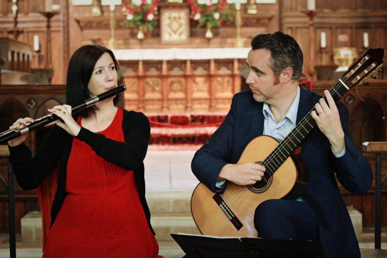 Sundays@Noon: Agnew McAllister Duo