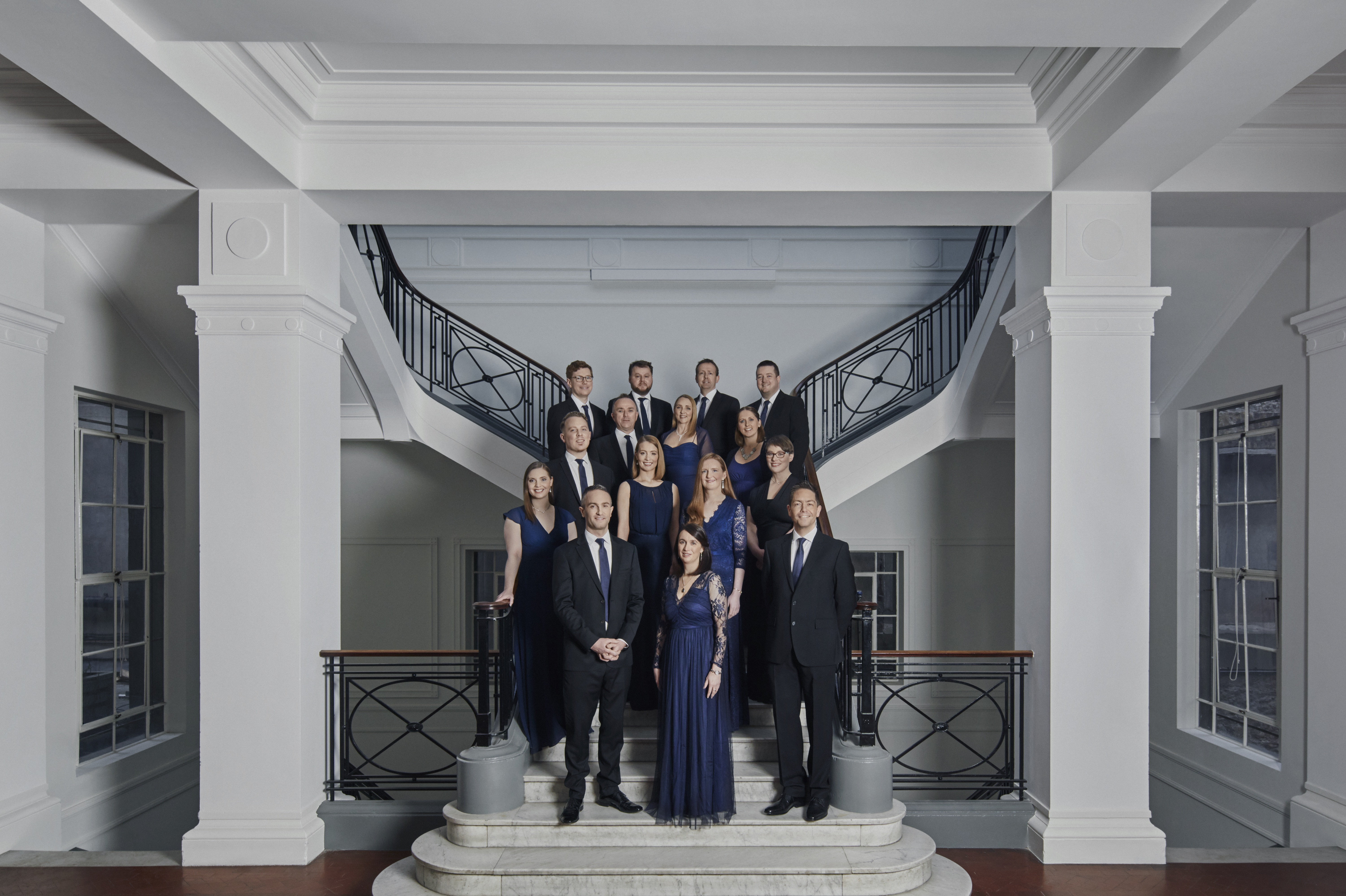 Sundays@Noon:Chamber Choir Ireland