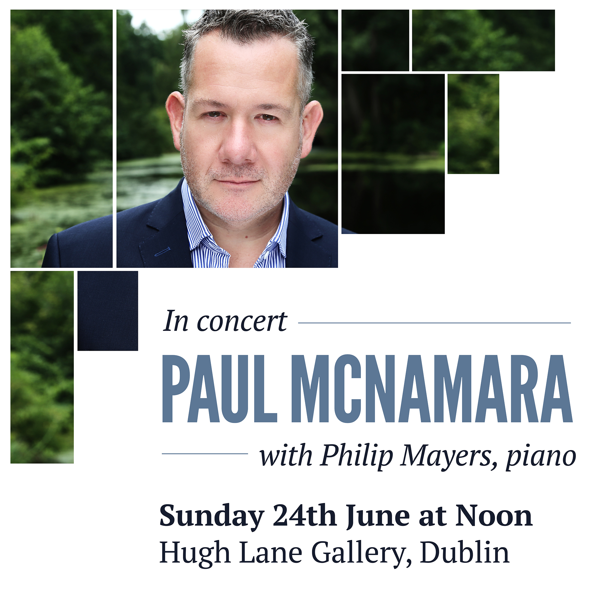 Sundays@Noon: Paul McNamara