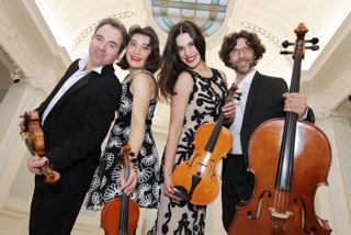 Sunday@Noon: Contempo Quartet- Beethoven Reflected 2