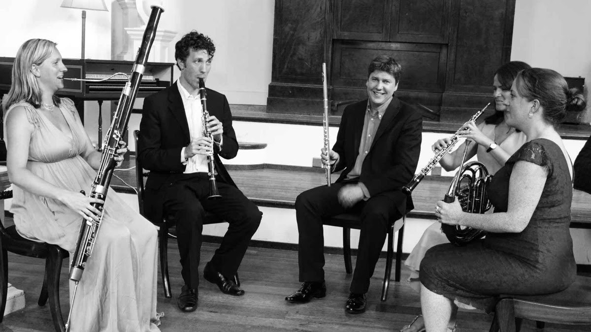 Sundays@Noon: Camarilla Ensemble