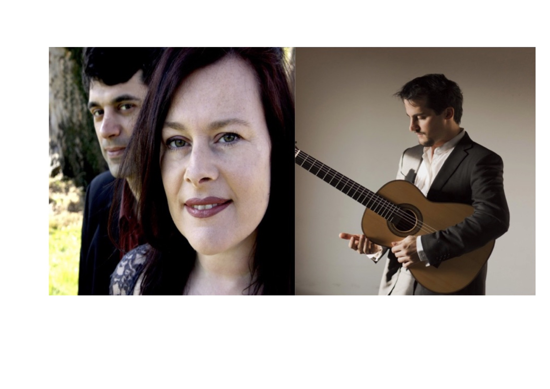 Sundays@Noon: Gillian Williams, Arun Rao and Marco Ramelli